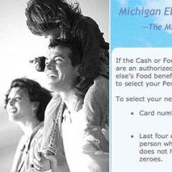 Michigan EBT Card Balance