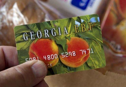 Georgia EBT Card Balance