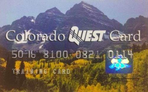 Colorado Quest Card Balance