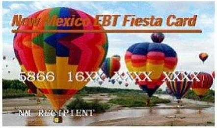 New Mexico EBT Card Balance
