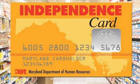 Maryland Food Stamp Office Number