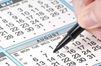California EBT Payment Schedule
