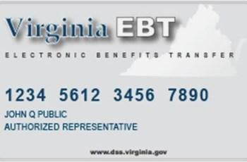 EBT West Virginia Payment Schedule