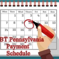 EBT Pennsylvania Payment Schedule