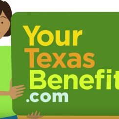 Your Texas Benefits Create Account