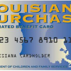 Louisiana EBT Payment Schedule