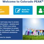 Colorado PEAK Login | How To Login Colorado PEAK Account