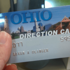 Replace Lost Ohio EBT Card