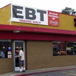 Fast Food Restaurants accept EBT