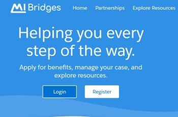 Create Michigan Bridges Account