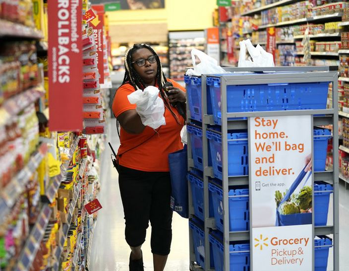 SNAP Benefits To Shop for Groceries Online
