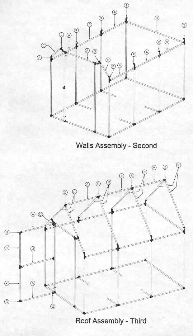 PVC GREENHOUSE PLANS FREE « Unique House Plans