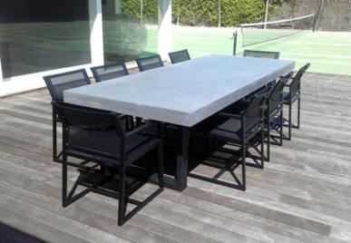 outdoor concrete tables gallery