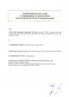 BRANCHE – Accord temps de travail – Personnel d'église – 09/2017