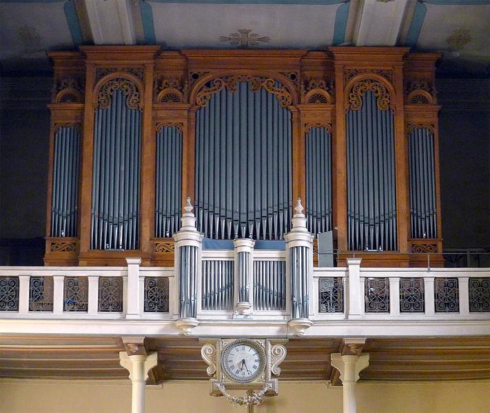 orgue Batignoles