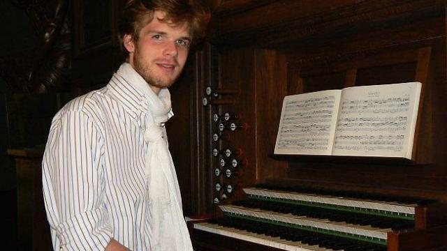 Nomination de l'organiste titulaire de Sainte Marie des Batignolles: Simon Prunet-Foch