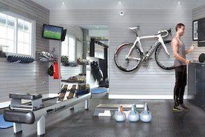 Modern Home Gym Garage Gym Ideas Garage Gym Equipment Ideas Gray Walls Garage Gym Packages Snapfi