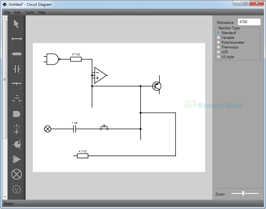 Electronic Circuit Maker Software
