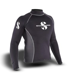 EVERFLEX LONG SLEEVE RASH GUARD - JUKM, DCRHO