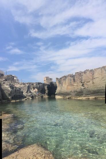 Piscine naturali ecco i tesori italiani gratuiti  Snap Italy