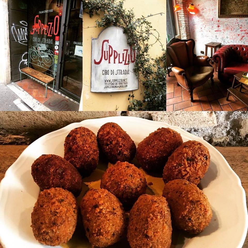 Il Suppl a Roma I 10 posti dove mangiarlo buono  Snap Italy