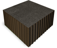 Snap-Carpet Portable Carpet Tiles - SnapLock Dance Floors