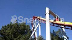 Aircaft, Amusement Park, Blue Sky, Coaster, Outdoors, Roller Coaster, Sun Light, Theme Park, Tree
