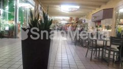 Cafe, Cafeteria, Chair, Dining Table, Floor, Flooring, Food, Food Court, Furniture, Human, Indoors, Interior Design, Lobby, Meal