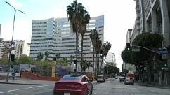 Alley, Alleyway, Apartment Building, Architecture, Arecaceae, Asphalt, Automobile, Building, Bumper, Bus, Car, City, Condo, Coupe, Downtown, Freeway, Grand Theft Auto, High Rise