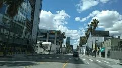 Apartment Building, Architecture, Arecaceae, Asphalt, Automobile, Azure Sky, Bicycle, Bike, Building, Car, City, Cloud, Condo, Convention Center, Cumulus, Downtown, Freeway, Gate, Grand Theft Auto, High Rise, Highway, Housing, Human, Intersection, Light