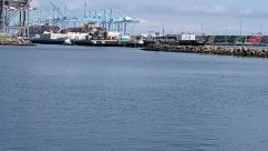 Arch, Arch Bridge, Arched, Architecture, Boat, Bridge, Building, Cargo, City, Dock, Ferry, Harbor, Human, Marina, Person, Pier, Port, Town, Transportation
