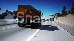 Automobile, City, copy of truck, Freeway, Highway, Trailer Truck, Transportation, Truck, Urban, Vehicle, zroad, ztruck