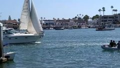 Person, Human, Transportation, Vehicle, Water, Boat, Watercraft, Vessel, Yacht, Sailboat, Waterfront, Dinghy, Outdoors, Pier, Dock