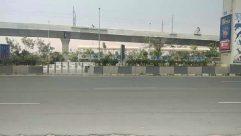 Road, Freeway, Airport, Terminal, Bridge, Building, Airport Terminal, Transportation, Architecture, Vehicle, Overpass, Automobile, Car, Convention Center, Tarmac