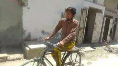 Bicycle, Transportation, Bike, Vehicle, Person, Machine, Wheel, Urban, Road, City, Street, Town, Building, Sports, Cyclist