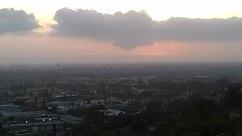 Nature, Smoke, Fog, Outdoors, Smog, Landscape, Scenery, Pollution, Urban, Sky, Building, Metropolis, Town, City, Shelter