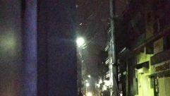 Lighting, Building, City, Town, Road, Street, Urban, Metropolis, Path, Flare, Light, Outdoors, Nature, Walkway, Lamp Post
