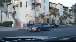 Road, Building, Urban, City, Town, Street, Vehicle, Automobile, Car, Intersection, Neighborhood, High Rise, Downtown, Tarmac, Asphalt, huntington beach, Protest, george floyd