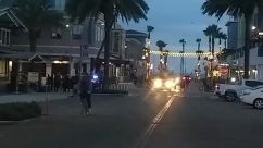 george floyd, Protest, huntington beach, Vehicle, Automobile, Car, Machine, Wheel, Bicycle, Bike, Road