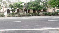 Housing, Building, Villa, House, Road, Automobile, Car, Vehicle, Urban, Tree, Plant, Neighborhood, Street, Town, City