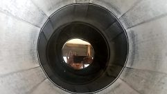 Window, Banister, Handrail, Hole, Sewer, Spiral, Porthole, Coil, Helmet, Staircase, Wristwatch, Building, Sphere, Tire, Tunnel