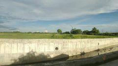 Water, River, Building, Bunker, Dam, Reservoir, Bike, Vehicle, Bicycle, Castle, Road, Engine, Motor, Freeway, Highway