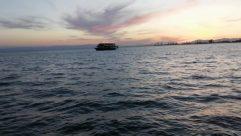 Boat, Vehicle, Water, Ocean, Sea, Watercraft, Vessel, Sky, Shoreline, Waterfront, Dock, Pier, Port, Coast, Ship