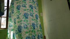Shower Curtain, Curtain, Furniture, Rug, Pattern, Art, Floral Design, Graphics, Dress, Texture, Quilt