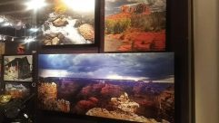 Mountain, Art, Art Gallery, Interior Design, Wilderness, Rock, Water, Landscape, Panoramic, Valley, Home Decor, Shop, Canvas, Canyon, Plant