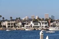 Water, Waterfront, Dock, Port, Harbor, Pier, Marina, Building, City, Town, Housing, Condo, Metropolis, Downtown, Vehicle
