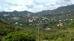 Vegetation, Plant, Countryside, Landscape, Hill, Tree, Building, Land, Adventure, Rainforest, Rope, Jungle, Slope, Vehicle, Rural