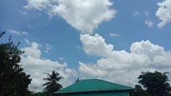 Weather, Countryside, Building, Rural, Shelter, Sky, Cloud, Cumulus, Azure Sky, Plant, Vegetation, Hut, Summer, Housing, Land