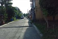 Street, Road, Town, Building, City, Alleyway, Alley, Car, Vehicle, Automobile, Neighborhood, Housing, Tent, Path, Countryside