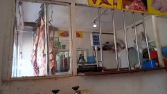 Shop, Butcher Shop, Interior Design, Shelf, Vehicle, Furniture, Kiosk, Bird, Laundry, Food, Restaurant, Closet, Cupboard, Spoke, Museum